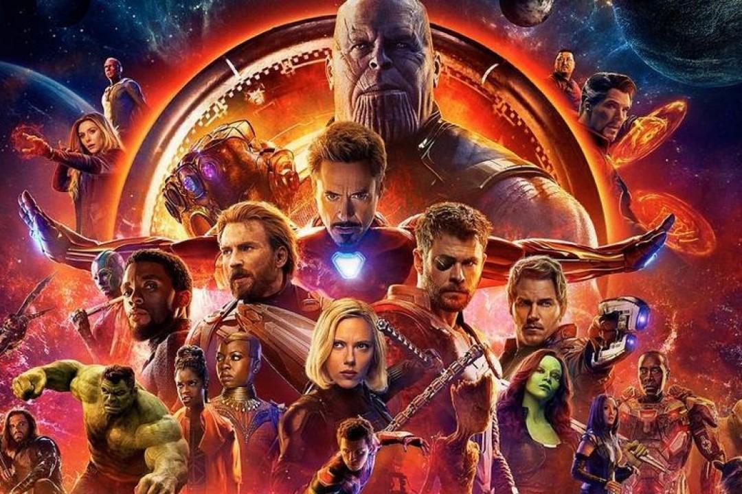 Infinity war I: pongan los fideos que estamos todes.