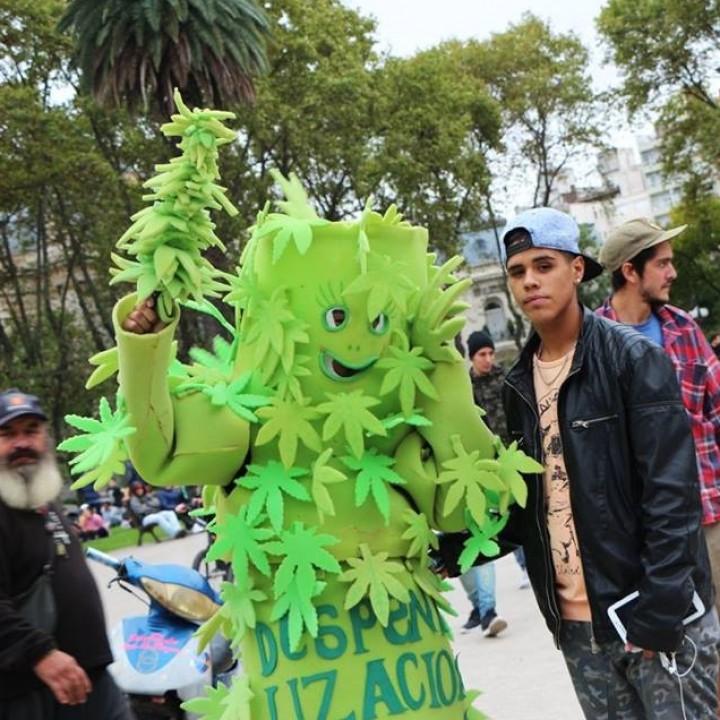 Marcha de la Marihuana 2018