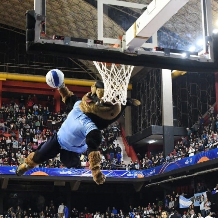 FIBA U17 World Cup Argentina 2018 en Santa Fe