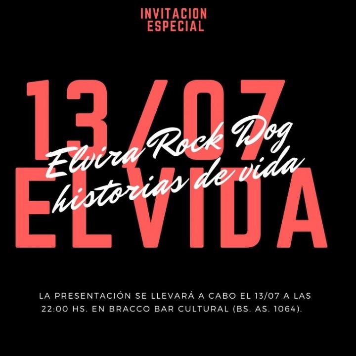 Estreno Elvira Documental