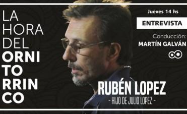 """Rubén López: """"Las primeras 48 horas en las que no se investigó, son las que se perdieron y nunca más se recuperaron"""""""