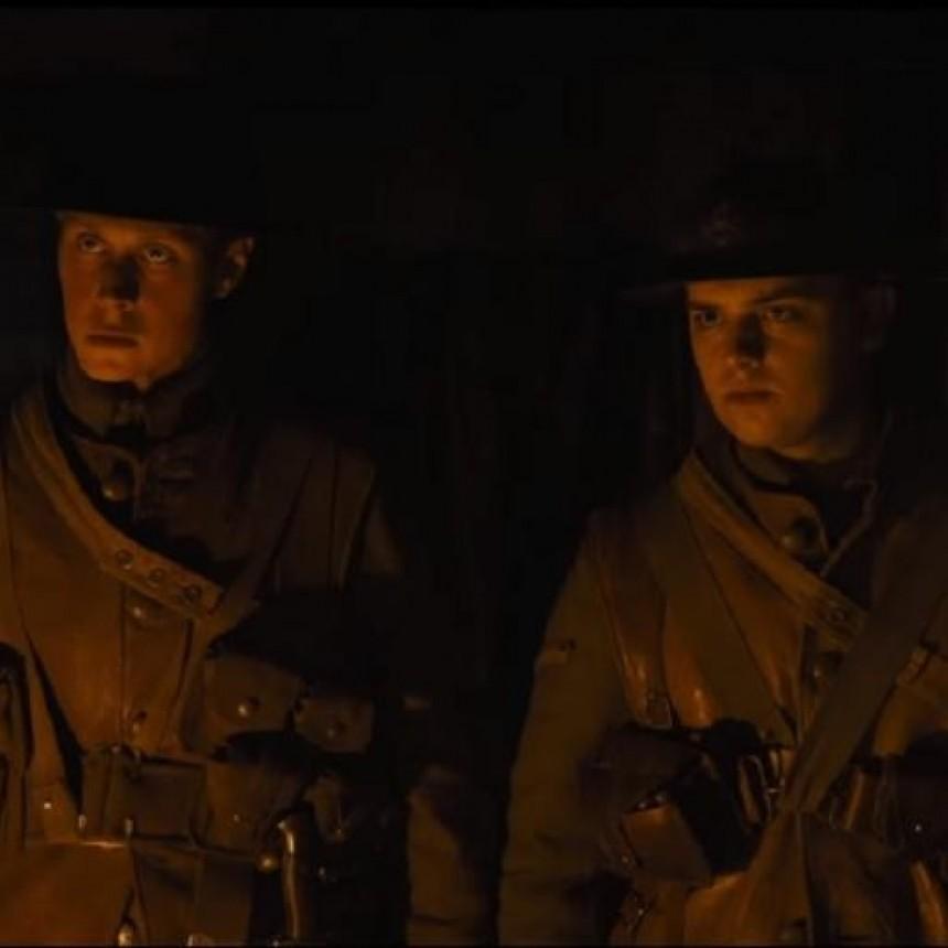 1917: El cartero de las trincheras.