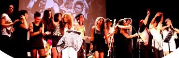 Rock con perfume de mujer en Sala Lavardén - Las Chicas del Rock