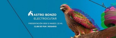 Astro Bonzo en Club de Fun