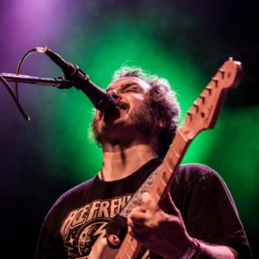 Pez y Massacre abrieron la temporada de rock en Vorterix
