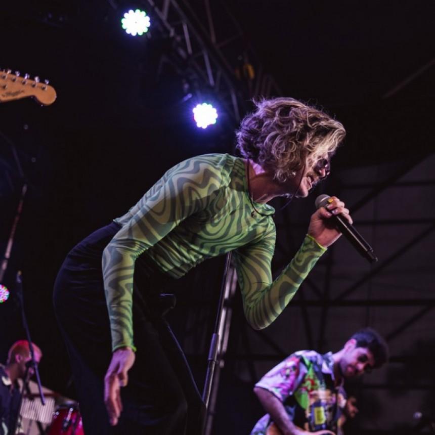 Bandalos Chinos trajo a Rosario su Paranoia Pop