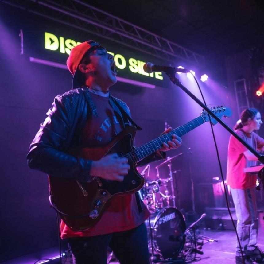Jimmy Club y Bubis Vayins dieron su primer show del año