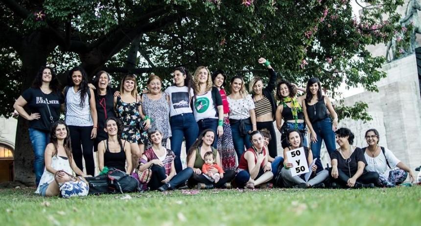Dos años del Colectivo de Mujeres Músicas