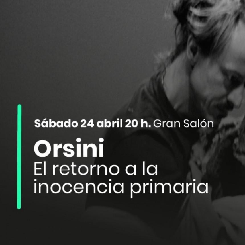 Ruben Orsini nuevamente en Rosario