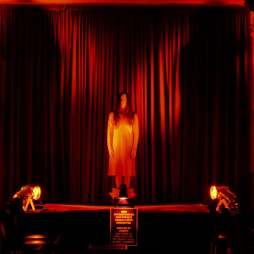Diversa noche de artistas en el Gran Salón con La Rosarina