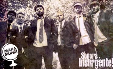 Charla y canciones con la Sonora Insurgente