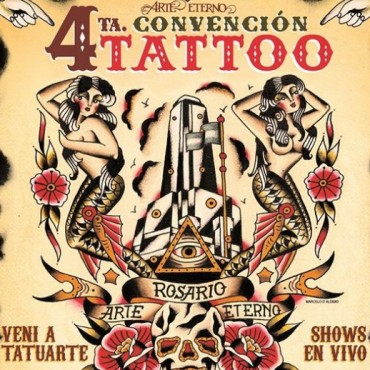 4ta. Convención de tatuajes