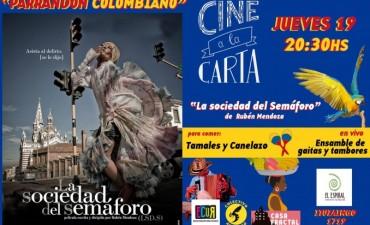 ASISTA AL DELIRIO - ESPECIAL COLOMBIA EN CINE A LA CARTA