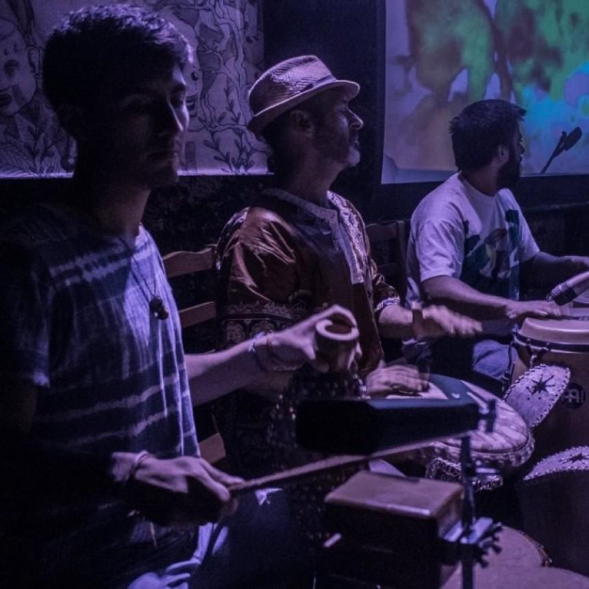 Trance en el Festival de Afrobeat Independiente