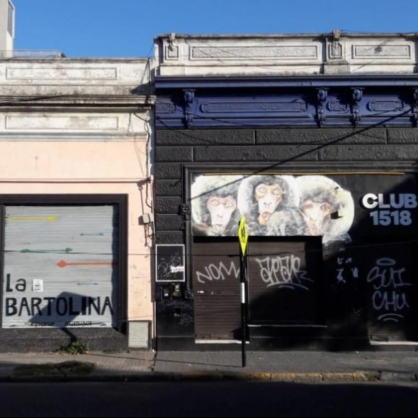 La Bartolina y el Club 1518