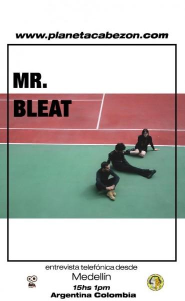 Del Putas! - Entrevista a Mr. Bleat