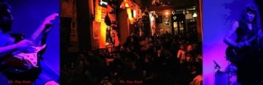 Los Jardines Líquidos mostraron su disco debut en Berlín