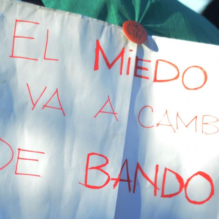 #3J #NiUnaMenos en #Rosario