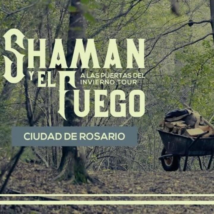 Shaman regresa a Rosario