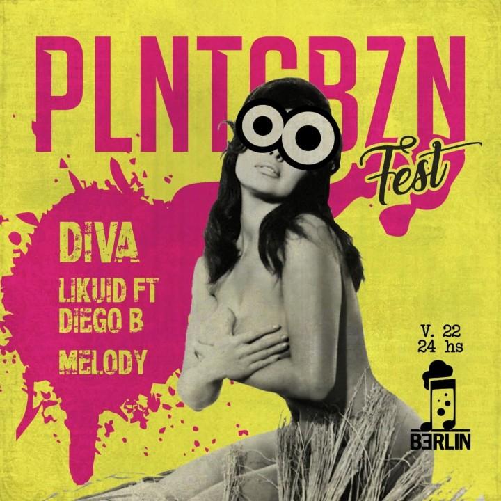 Festín Cabezón con Likuid y Diva
