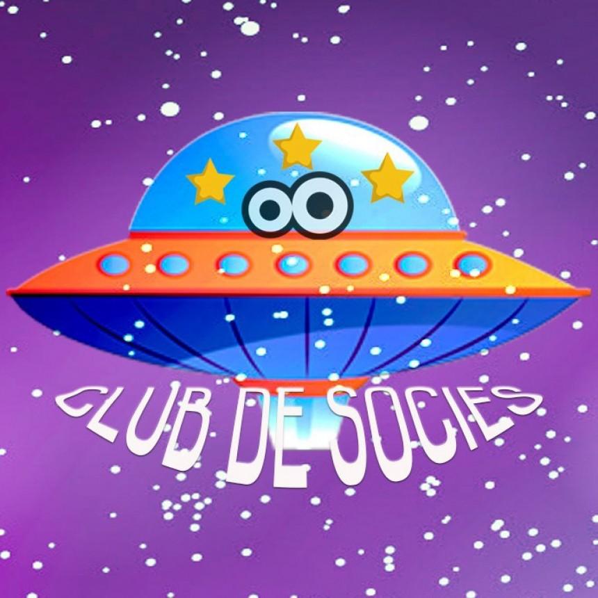 BIENVENIDX AL CLUB DE SOCIES