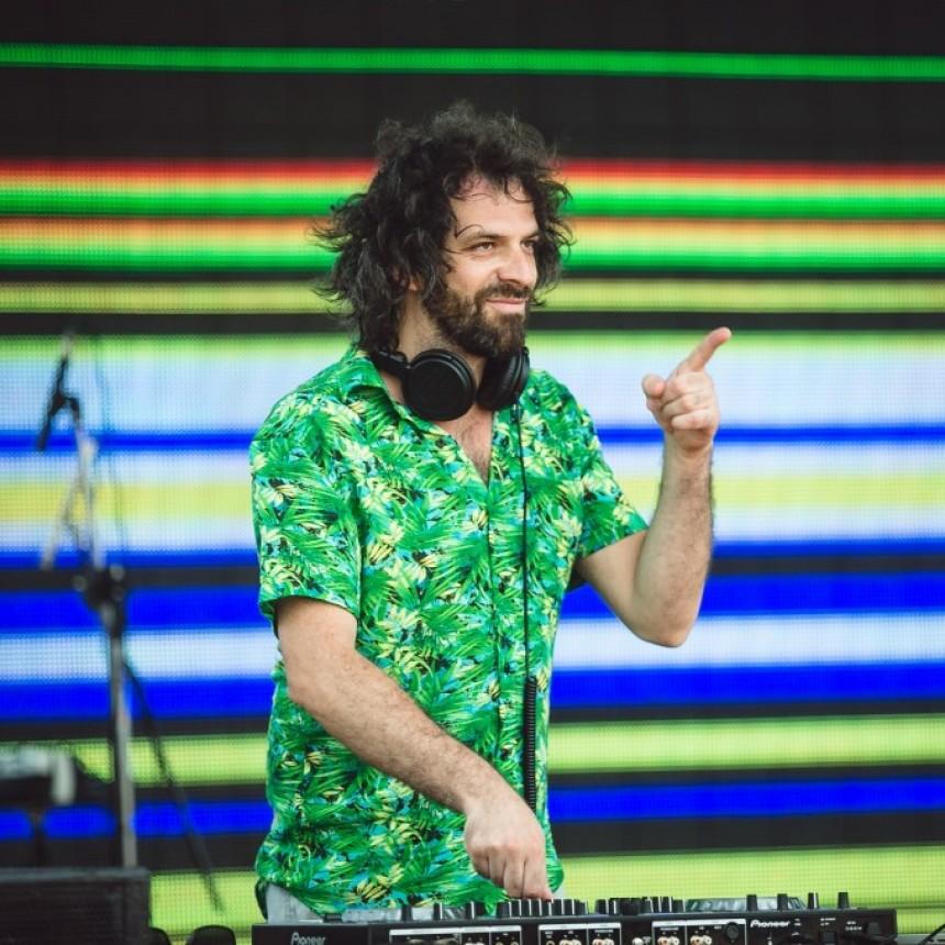 Zingabeat, un DJ italiano inspirado en África viviendo en Montevideo