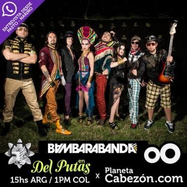 Bambarabanda en Del Putas!