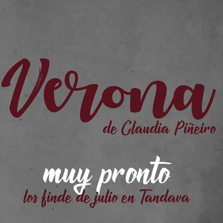 Verona de Claudia Piñeiro ¡ESTRENO!