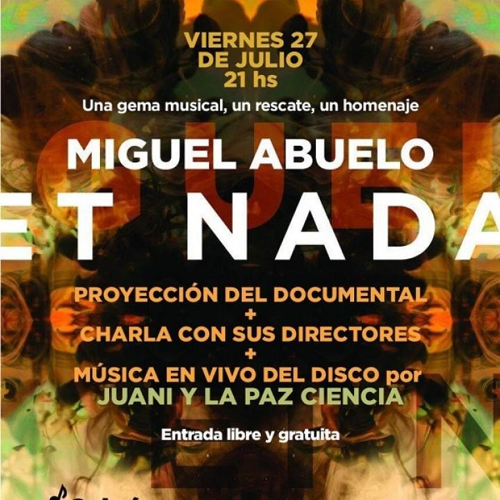 Miguel Abuelo / Et Nada