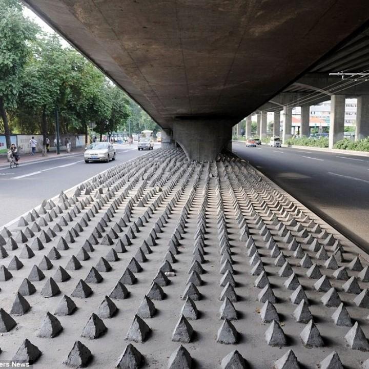 La ciudad y su diseño hostil