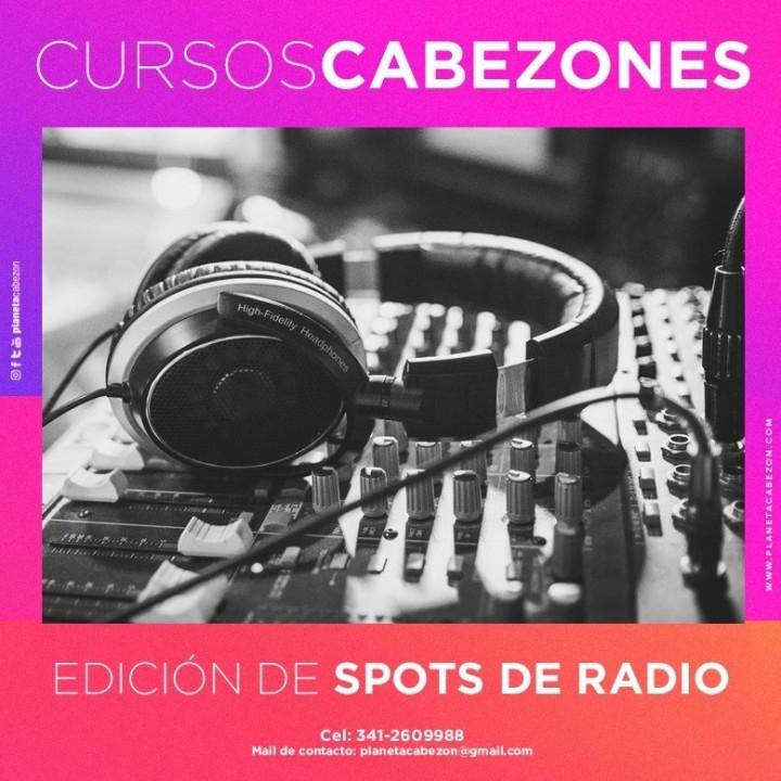 Grabación de Spots de Radio
