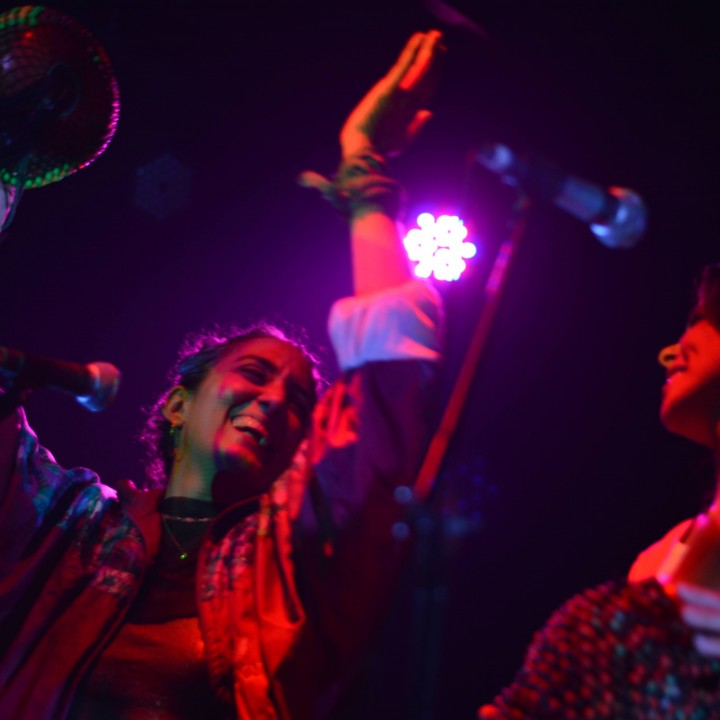 Afrobeat, ritual y autogestión.