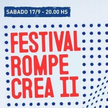 Festival Rompe Crea II