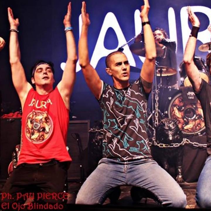 Jauría volvió a Rosario con un show cargado de emociones