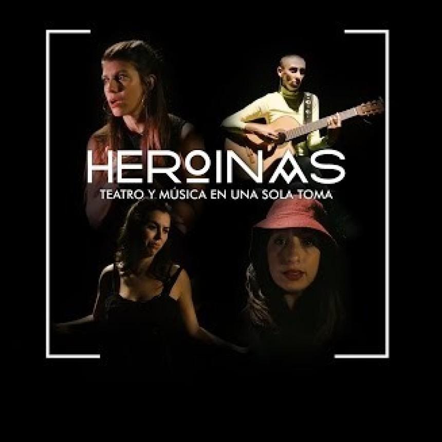 """Actrices y cantantes rosarinas se transforman en """"heroínas"""" de ayer, hoy y mañana"""