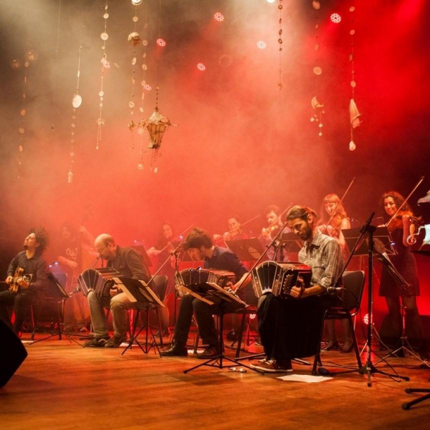 Orquesta Utópica: el pulso tanguero en el D7