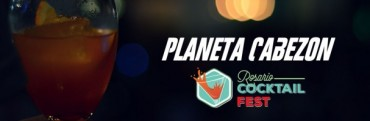 Planeta Cabezón en Rosario Cocktail Fest