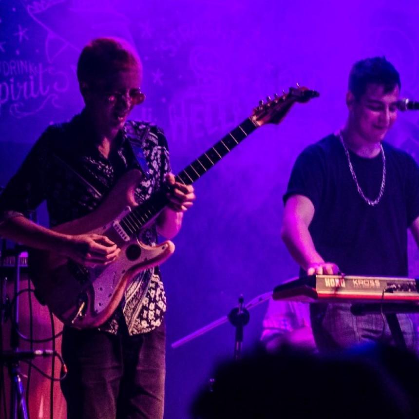 Cortito y Funky presentó su disco Pasión y Baile