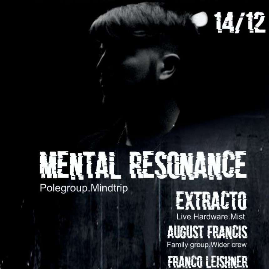 MENTAL RESONANCE en Rosario