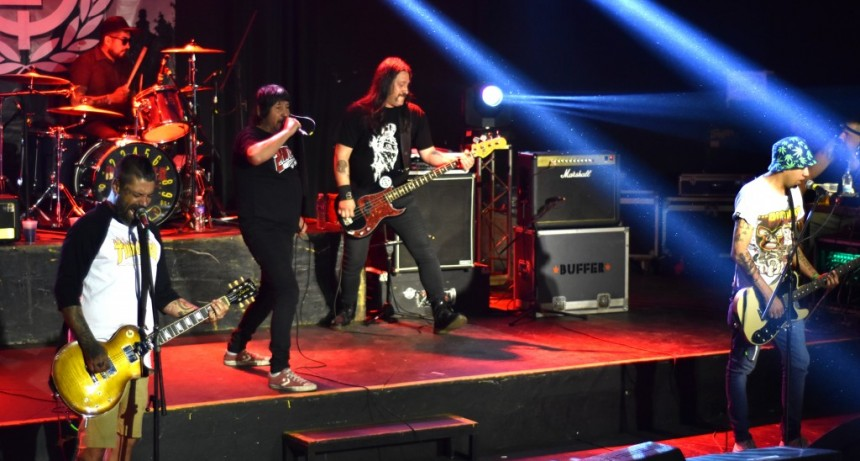 Rosario festeja los 25 años del mejor disco del punk rock argentino